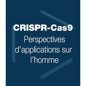 CRISPR-Cas9 : perspectives d'application sur l'homme