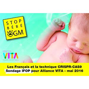 Sondage CRISPR-Cas9